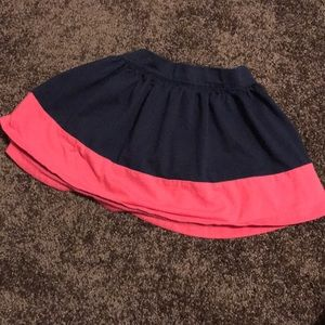 Girls old navy skort